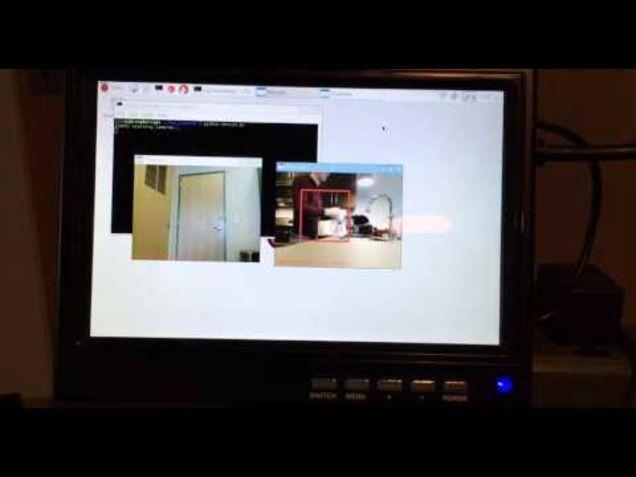 Create a Multiple-Camera, Motion Sensor-Controlled